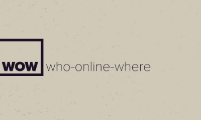 Who-online-where