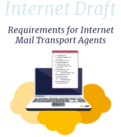 Internet-Draft: Requirements for mail based servers