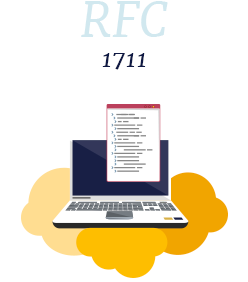 RFC 1711: Classifications in E-mail Routing